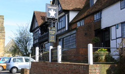 Star and Eagle Goudhurst